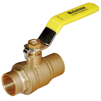 1/2 BALL VALVE LF SS HANDLE